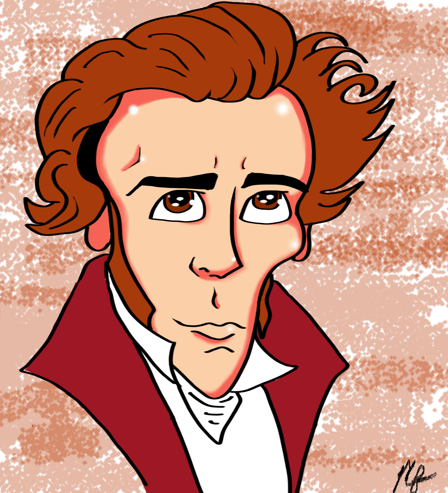 """Kierkegaard,"" by Mitch Francis"