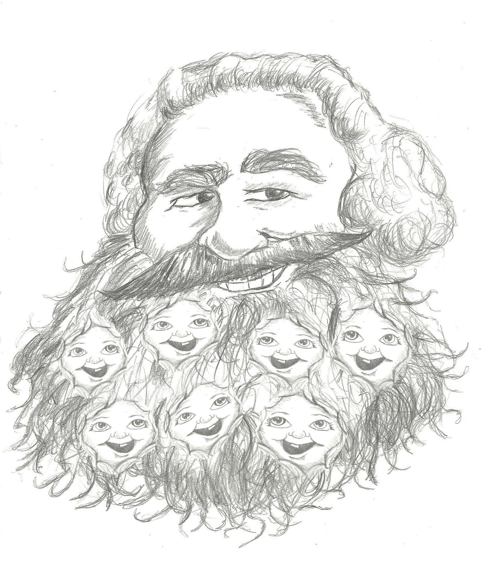 """Marx, Family Man,"" by Mitch Francis"