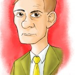 """Alan Turing,"" by Mitch Francis"