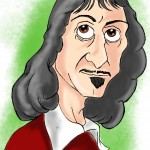 """Rene Descartes,"" by Mitch Francis"