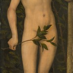 Adam, by Lucas Cranach the Elder