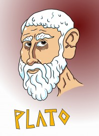"""Plato,"" by Mitch Francis"