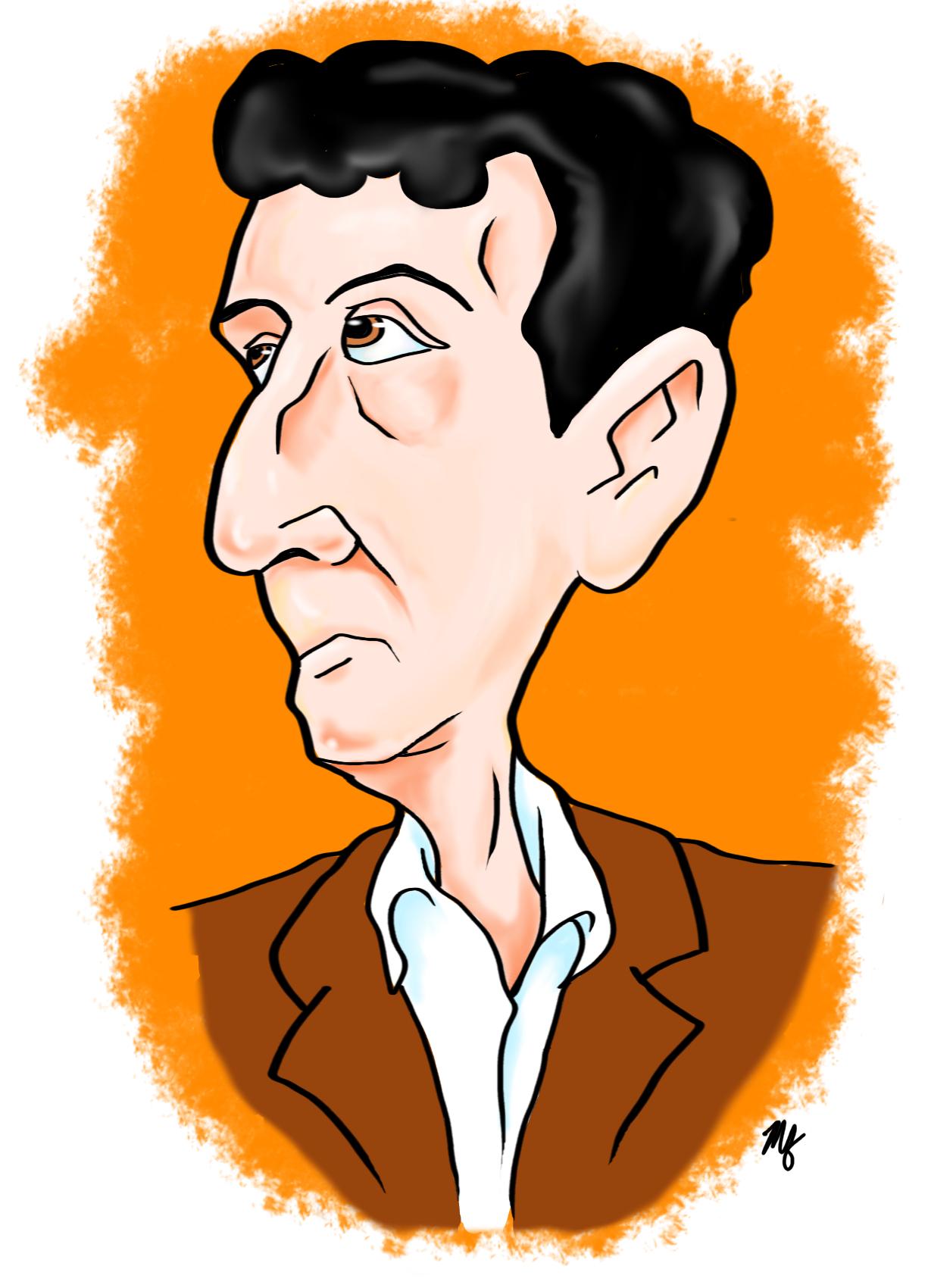 """""""Wittgenstein,"""" by Mitch Francis"""