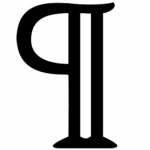 The pilcrow is