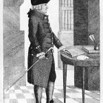 Portrait of Adam Smith by John Kay, 1790
