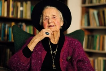 Mary Midgley SOURCE: JAMES GLOSSOP